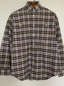 Tommy Hilfiger // 100% cotton thick flannel